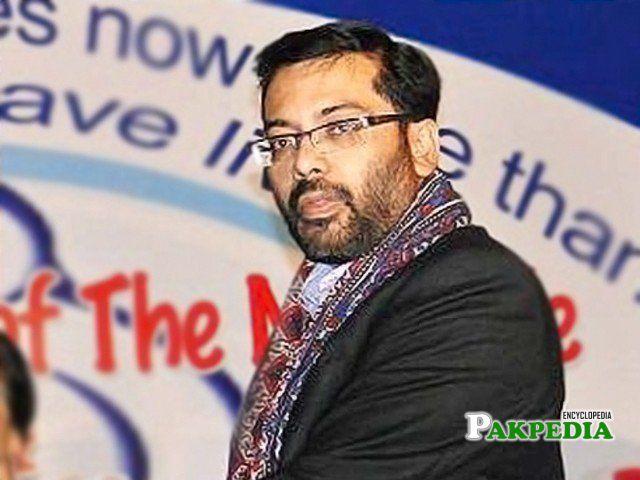 Former Sindh health minister