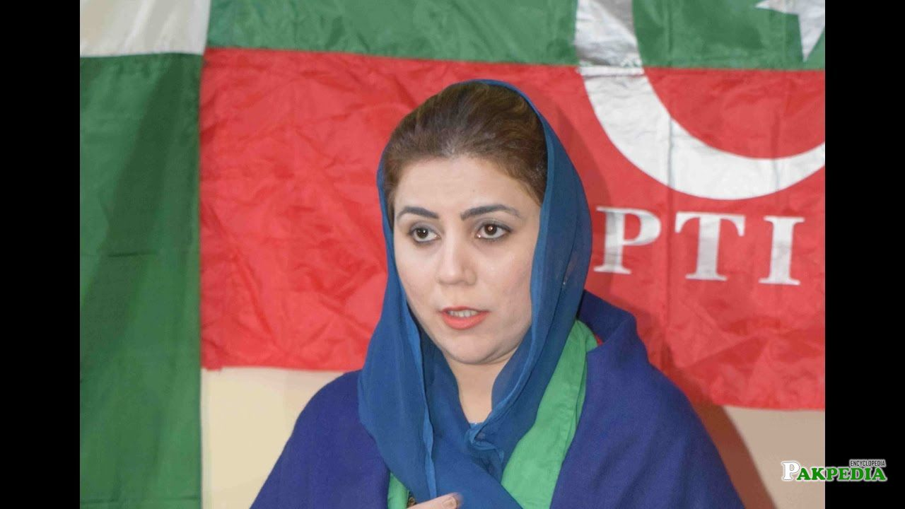 Naaz Baloch left PTI and joined PPP