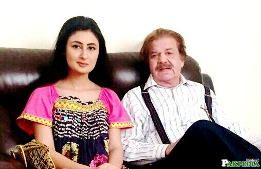Qazi Wajid is one of the famous and talented actor