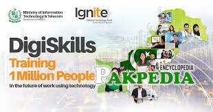 Digiskills initiative by Ignite