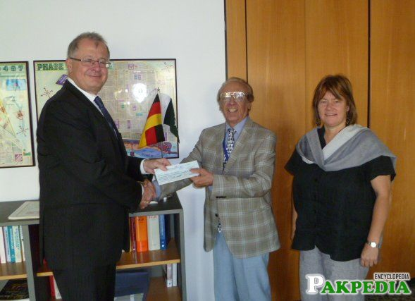 Consulate of Embassy Of Germany In Pakistan