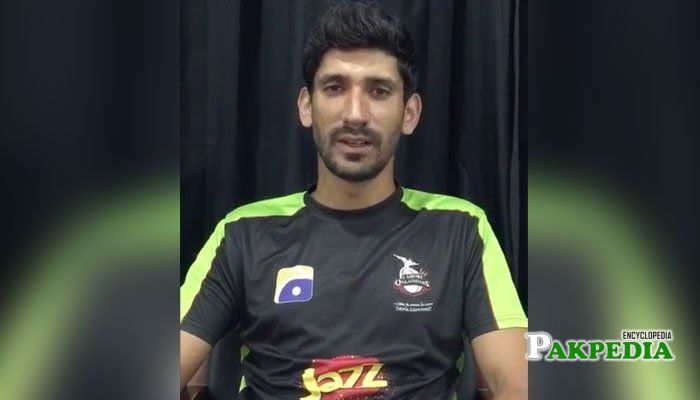 Selection For Lahore Qalandars in PSL