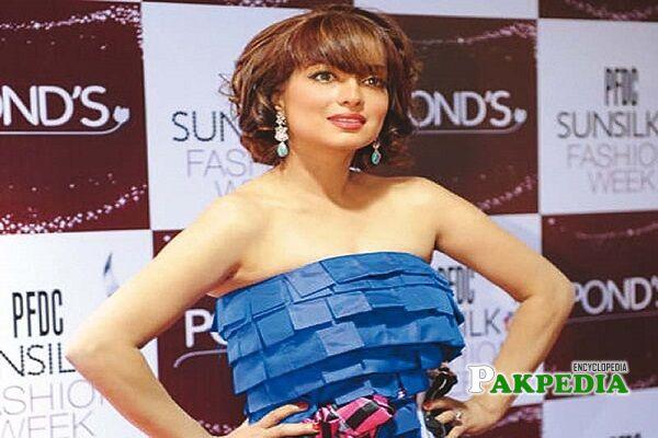 Aaminah Haq model