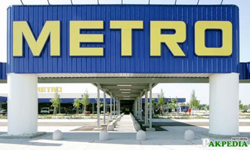 Metro Cash & Carry (LOGO)