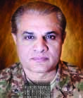 Brigadier Syed Wajid Raza