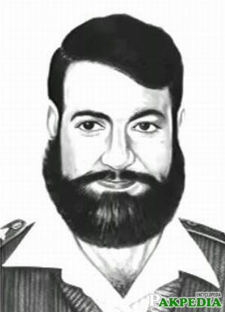 Karnal Sher Khan (Saheed)