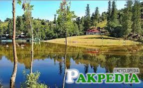 Azad Kashmir Pictures: Banjosa Lake, Rawalakot, Azad Kashmir