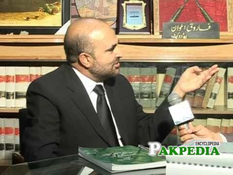 ghulam farooq awan former adviser to the Prime Minister