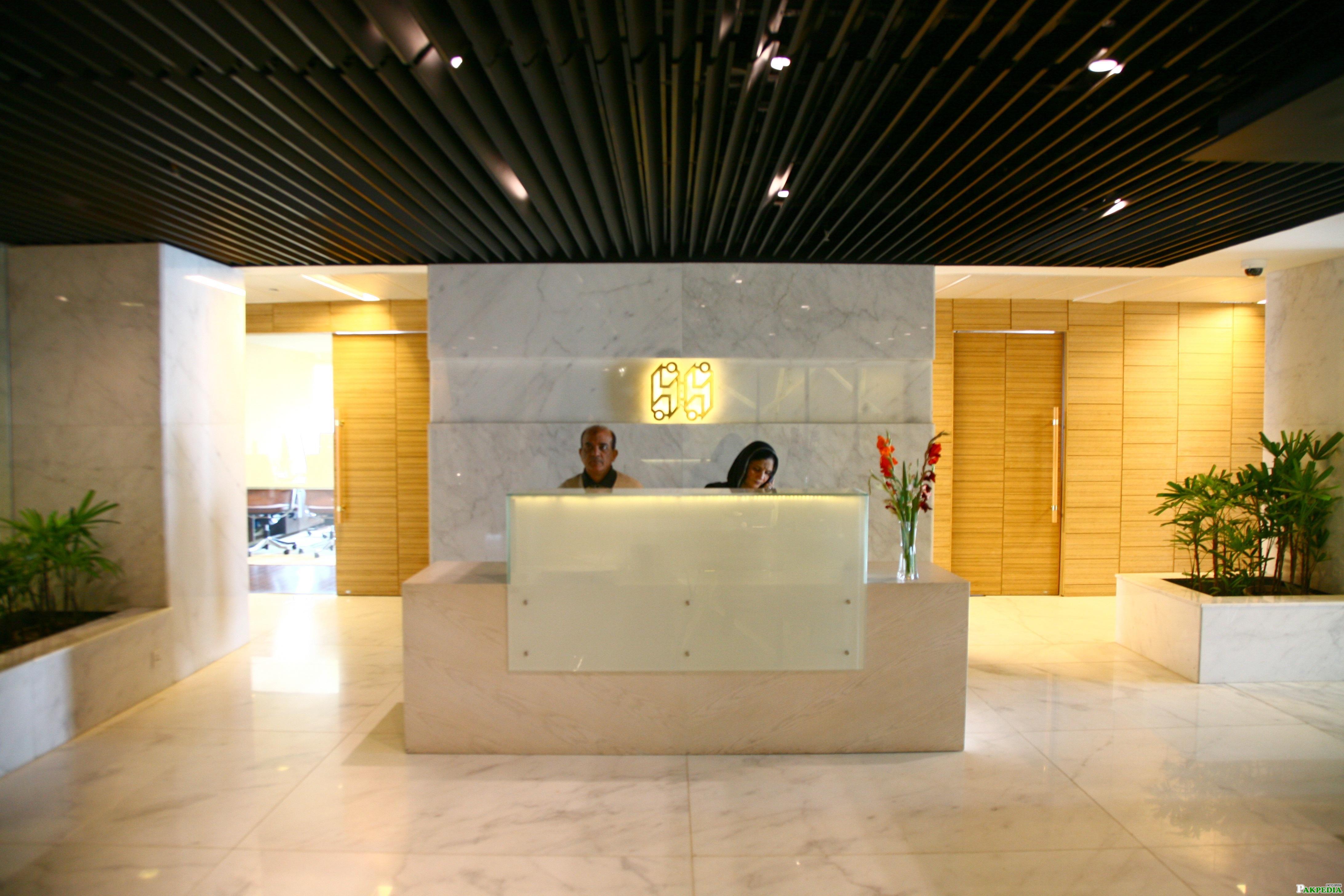Registered Office