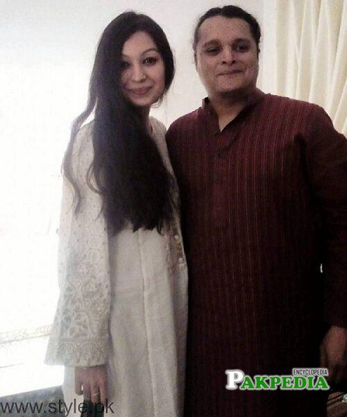 Rubya Chaudhry Husband