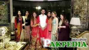 Amanat Ali wedding Photo