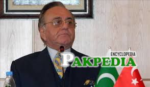 Khurshid Mahmood Kasuri in Turkey