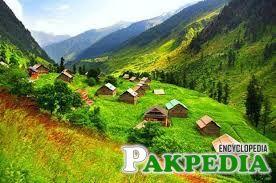 Shandur Pas Valley
