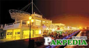 Port Grand, Karachi