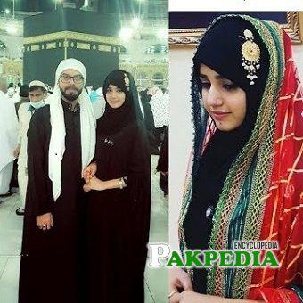 Anum Fayyaz husband Asad Anwar