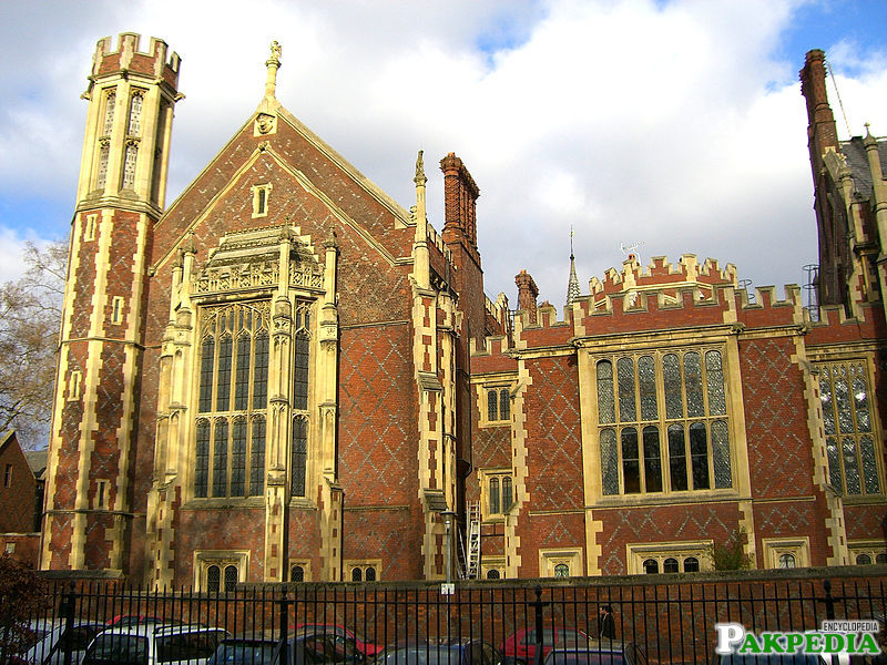 Lincoln's Inn, seen in 2006