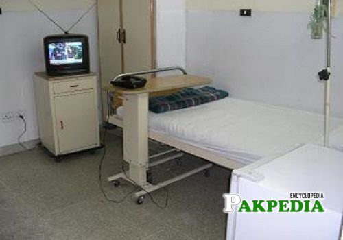 Jinnah Memorial Hospital Facilities