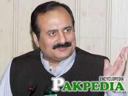 Rana Mashood Ahmad Khan great Personality