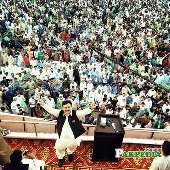 Khawaja Muhammad Waseem elected as MPA