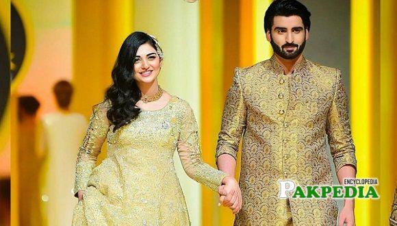 Sarah Khan and Agha Ali relation comes to an end