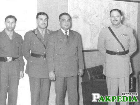 Yahya Khan Historical Image