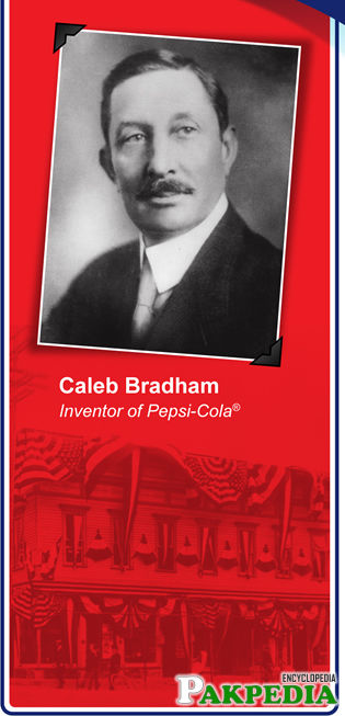 The Original Inventor of Pepsi