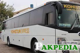 Kohistan Express Luxury buses