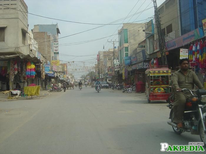 Vehari City Pakistan