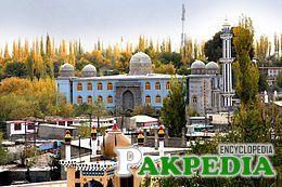 Skardu grand mosque