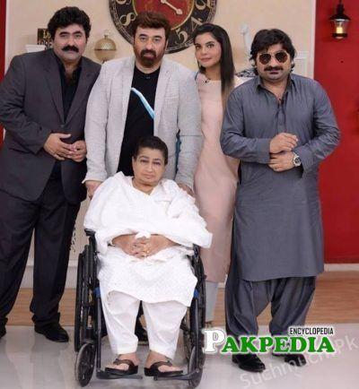 Yasir Nawaz Family