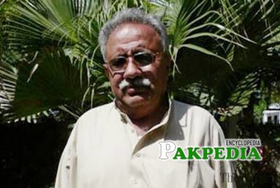Sindhi renowed politician Jam saqi