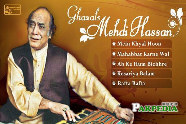 Mehdi Hassan Songs