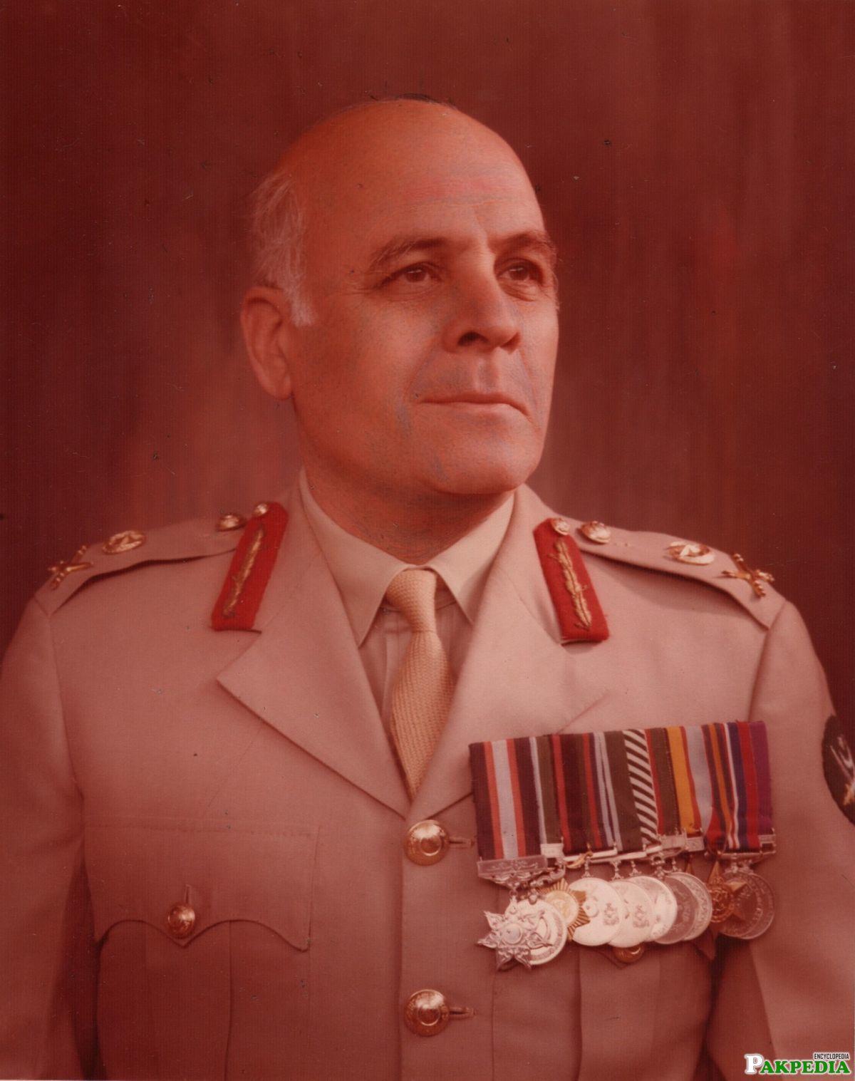 Lt_General(retd) Ghulam Jilani Khan
