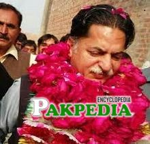 Mian Latif succeded in General Elections 2013