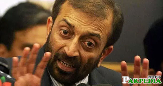 Farooq Sattar MQM Member