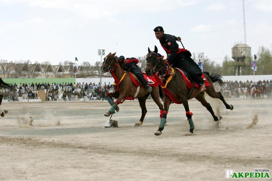 Balochi Culture Sports