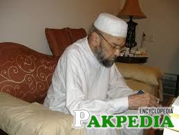 M M Alam an Old Age Photo
