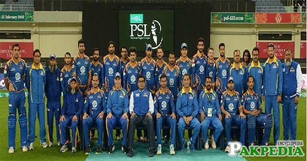 Karachi Kings Team
