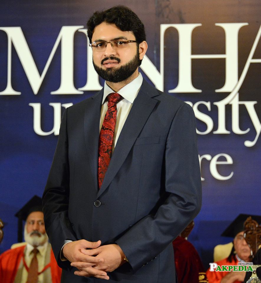 Young Renowned Islamic Scholar