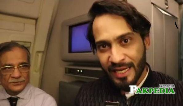 Waqar Zaka age