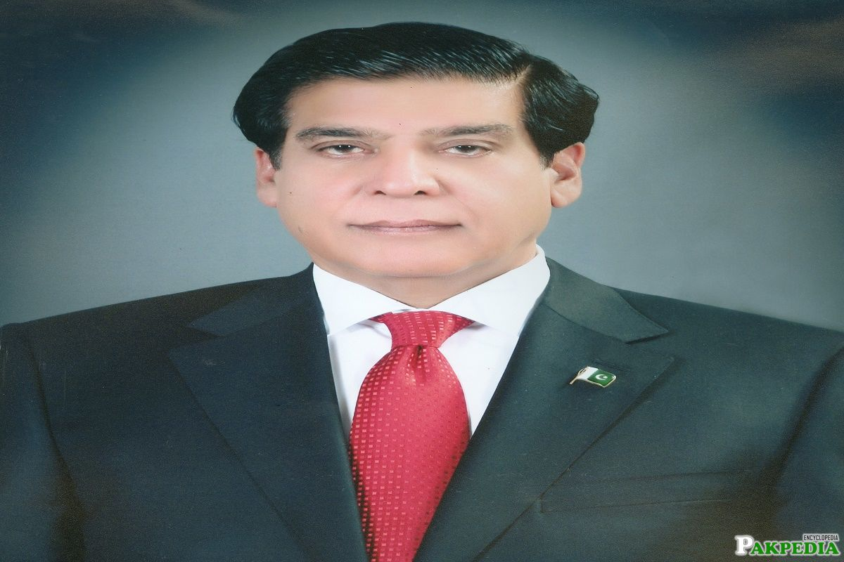 Raja Pervaiz Ashraf Pakistan Peoples Party