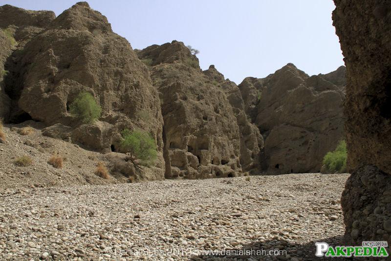 Cave City of Lasbella,