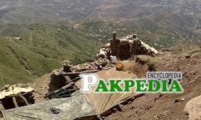 Army check post in North Waziristan