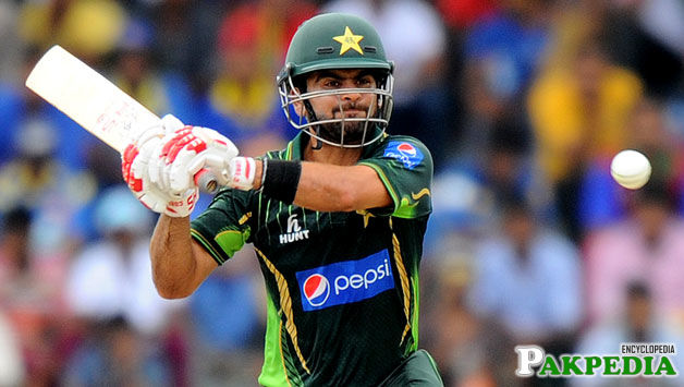 Ahmed Shehzad Betting Action