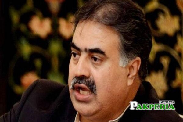 Sanaullah Zehri Biography