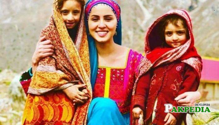 Nimra Khan dramas