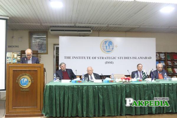 The Institute of Strategic studies Islamabad