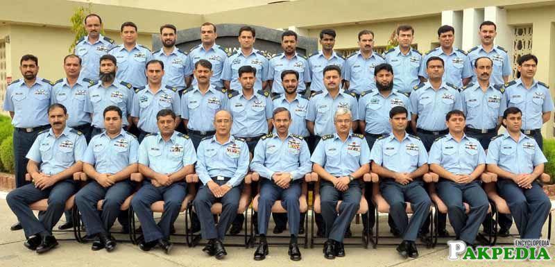 Pakistan Air Force Commanders