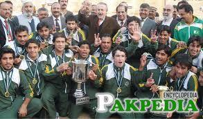 Pak Premier football