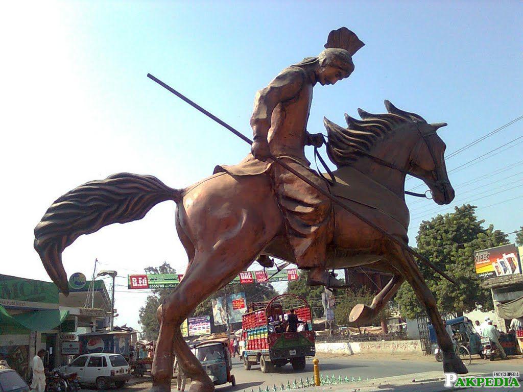Jhang Sadar Chowk